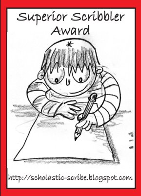 The Prestigious Bloggy Award